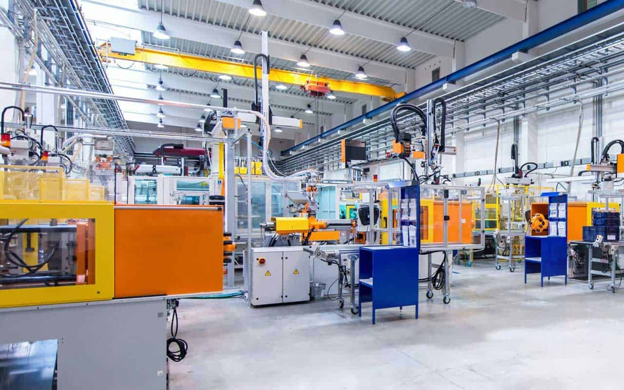 How Electronics Manufacturers Cut Production Line Commissioning Time In Half Image