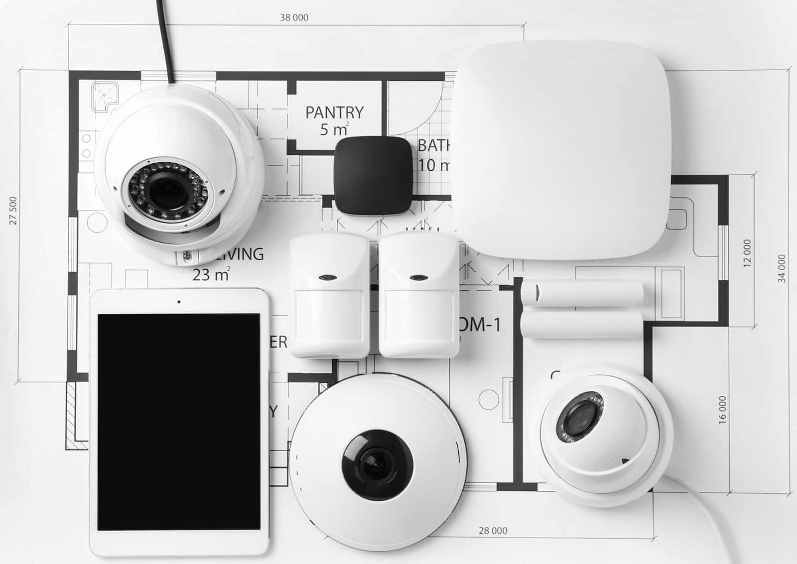 Increase Manufacturing Capacity for Building Security System Products Image