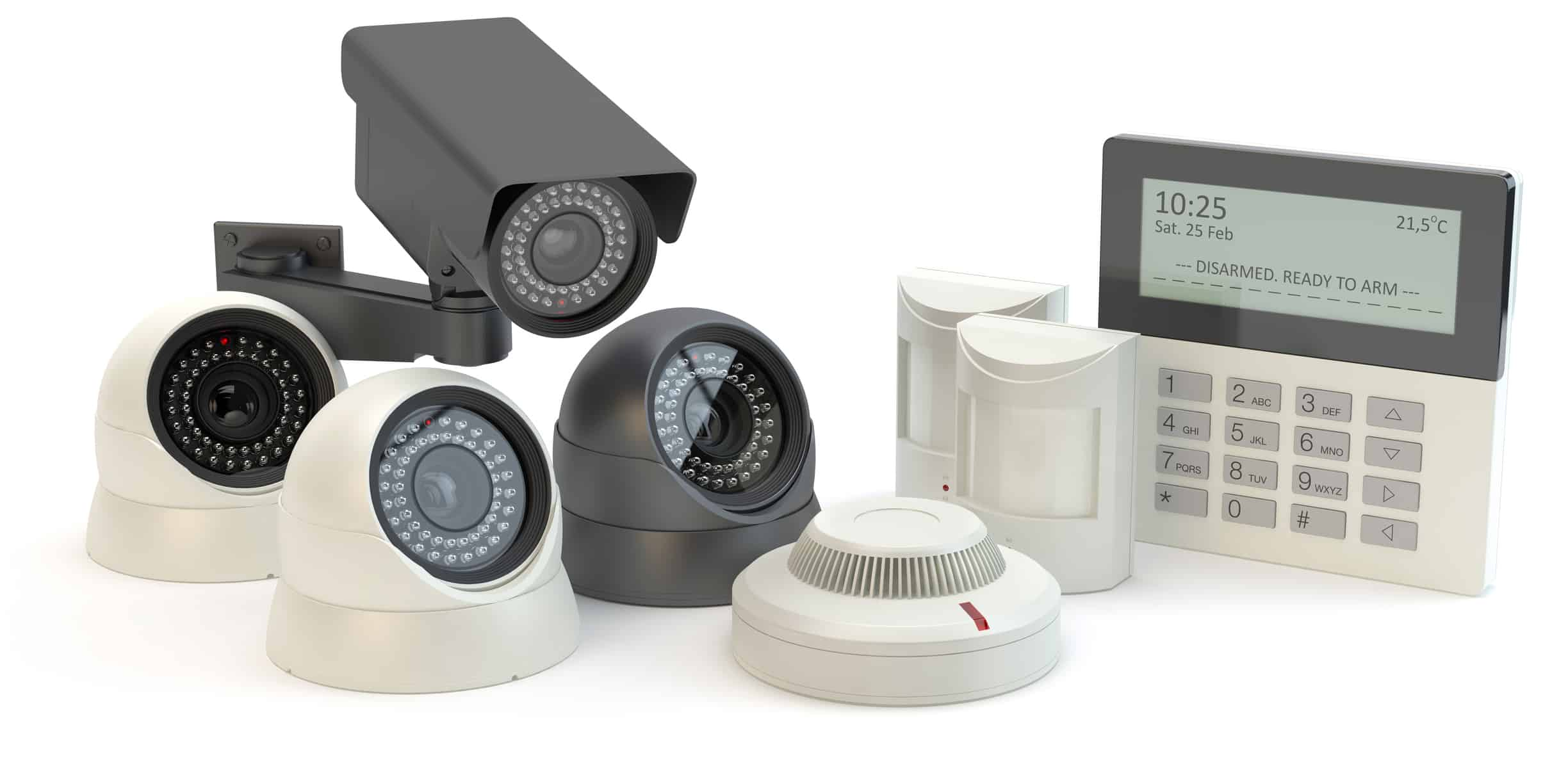 Building Security Systems: Ramping up Production Reliability with Intelligent Assembly Automation Image