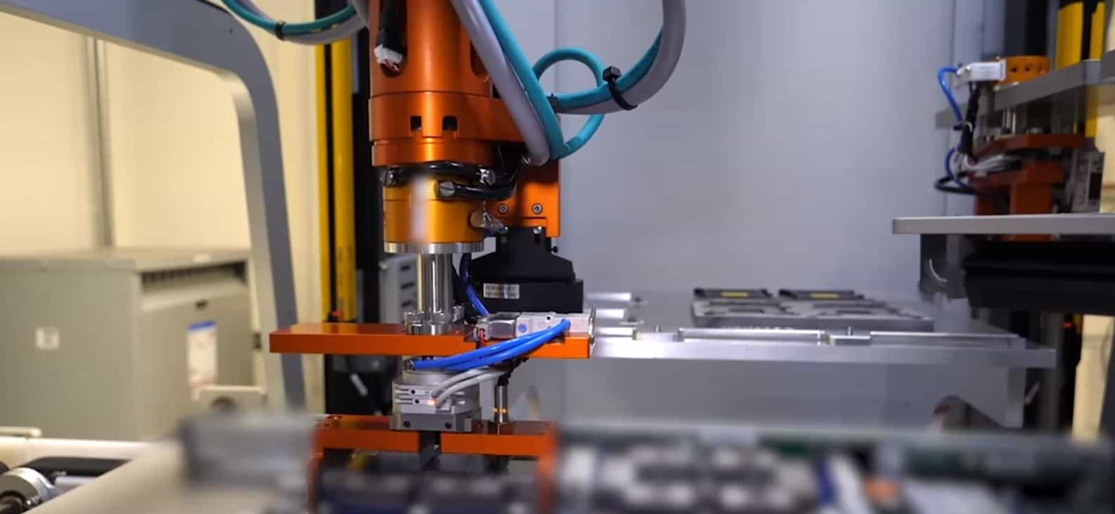 Manufacturing Innovation: Automating the Installation of Heat Sinks onto Circuit Boards Image