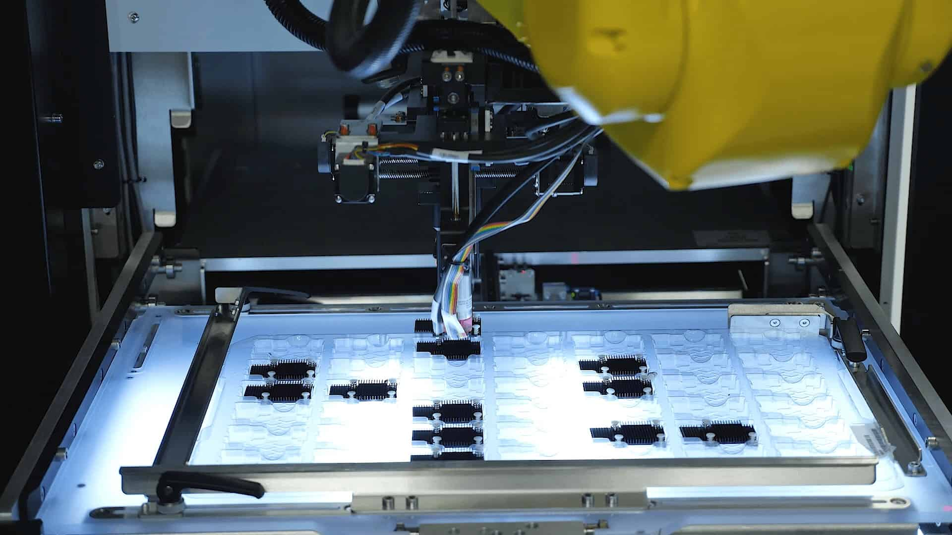 Software-Driven Production Line Change Over Image