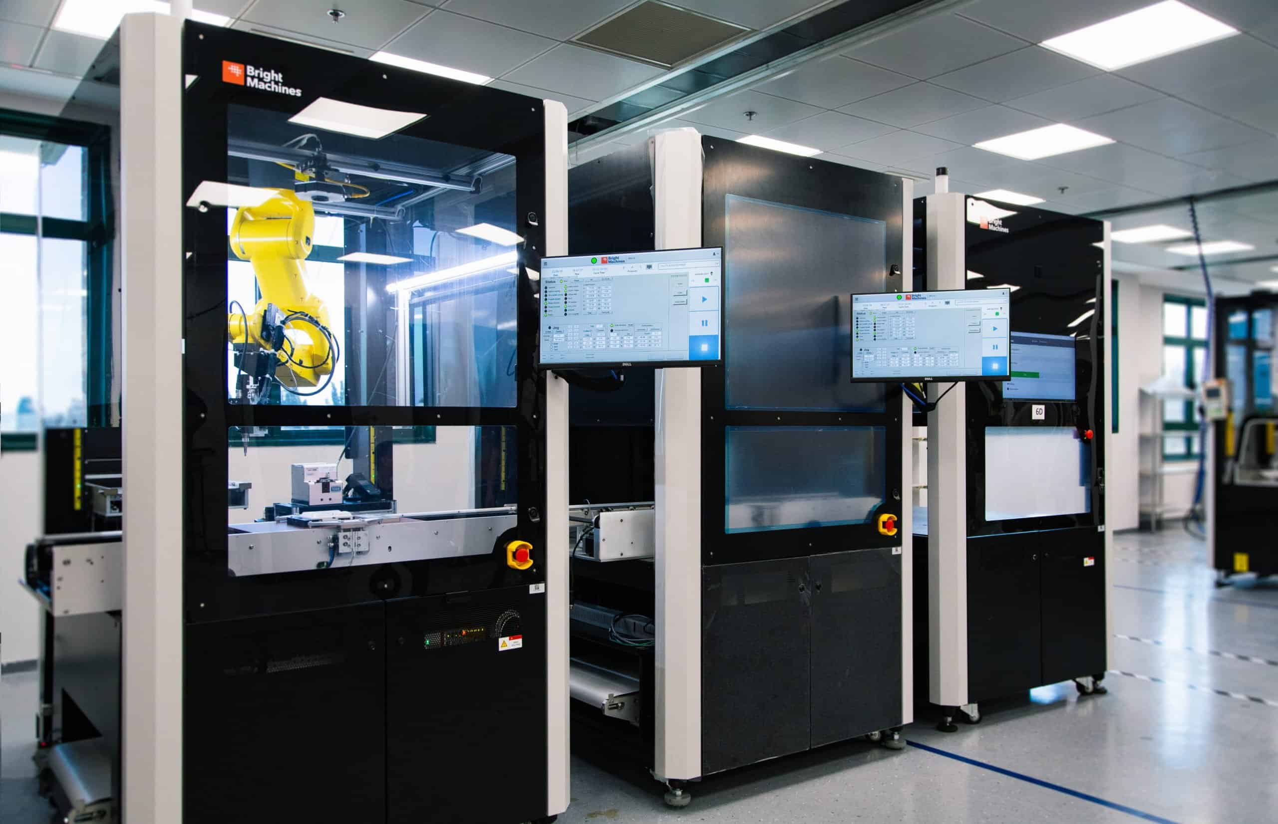 Bright Machines Microfactories In Action Image