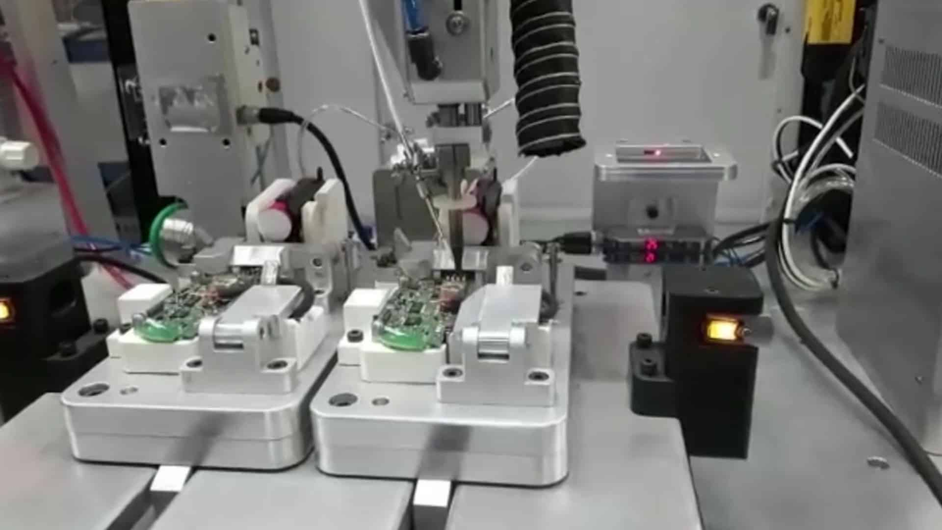 Soldering using a Bright Machines Microfactory Image