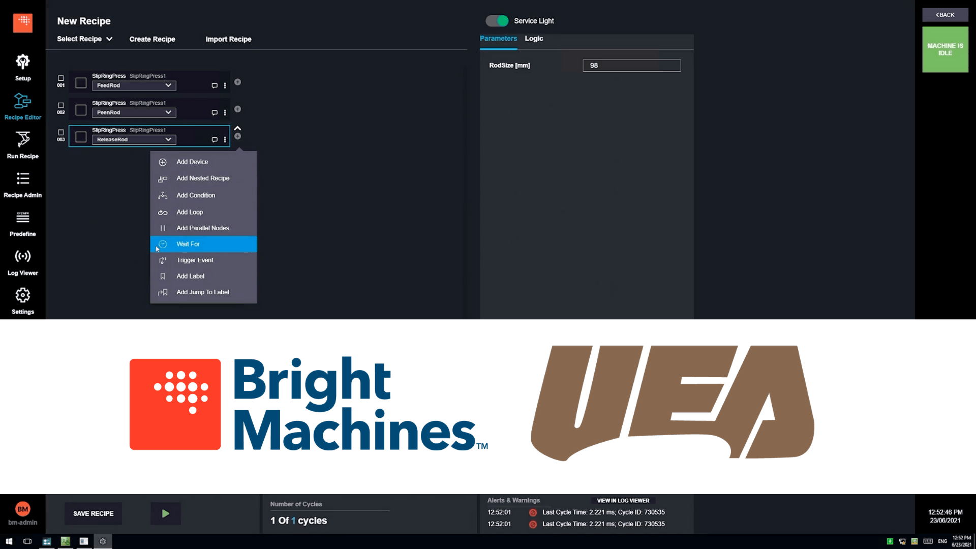 United Equipment Accessories Selects Bright Machines to Deploy Intelligent Automation in the U.S. Image