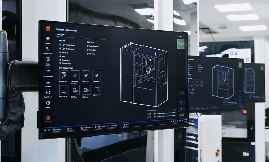 Chip Manufacturing Machine